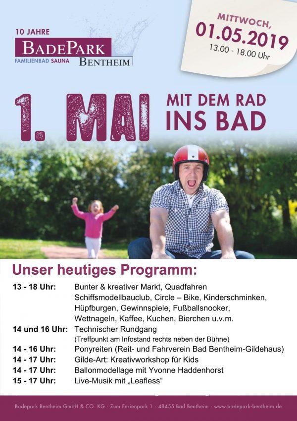 1 Mai 2019 Programm