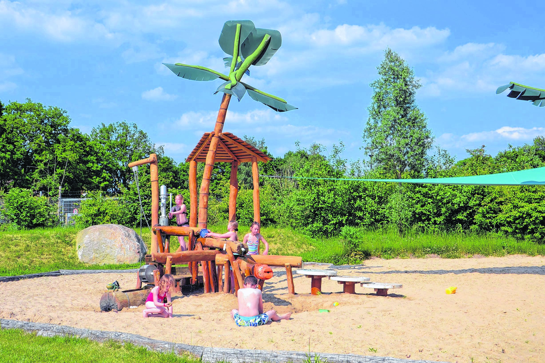 Spielplatz Naturfreibad