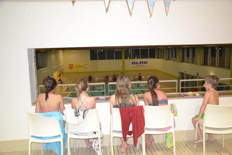 24 Stunden - Schwimmen 2017