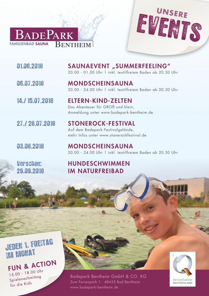 Events Sommer 2018