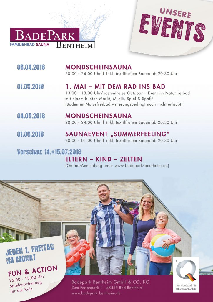 Unsere Events!